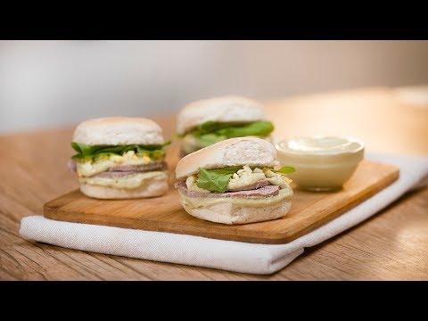 Sandwich de Vitel Toné   #SalvemosLaComida by Hellmann's