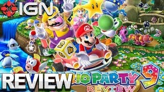 Mario Party 9 - Video Review