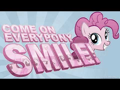 Pinkie Pie Smile Mp The Equestria Goth Youtube Gaming Mlp