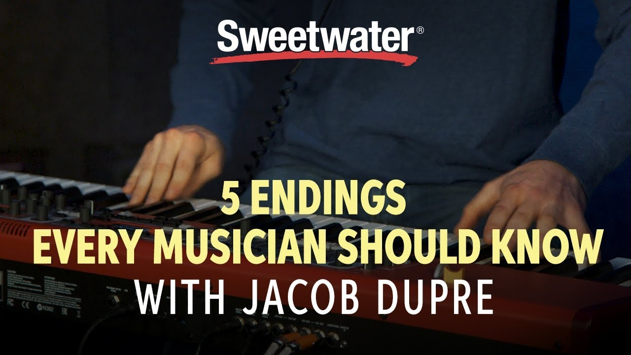 5 Endings Musicians Should Know