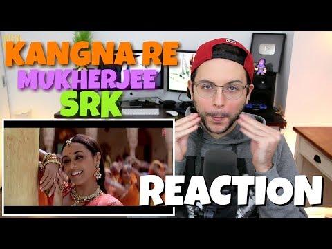 'Kangna Re' - Paheli | Rani mukherjee | Shahrukh Khan | REACTION