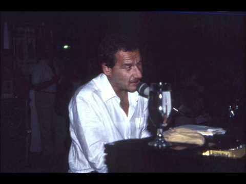 Via con me (piano solo) Paolo Conte.wmv