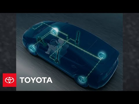 Anti-Lock Brake System (ABS) | 2010 Prius | Toyota