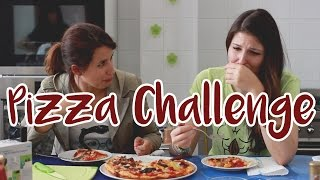 Pizza Challenge ft. MatchaLatte & Special Guest | AppleLets