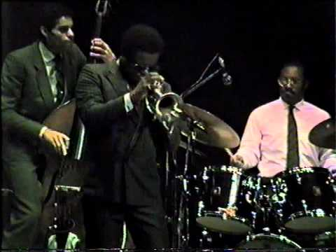 Freddie Hubbard - Little sunflower (Ancona Jazz '85)