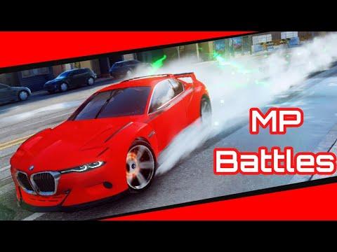Asphalt 9 MP Battles    Ft. BMW 3.0 CSL Hommage