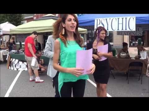 VLOG 8/18/13 - YouTube Videos, New Jersey Street Fair, Shopping, YouTube Haters, Acne, Food, & Life