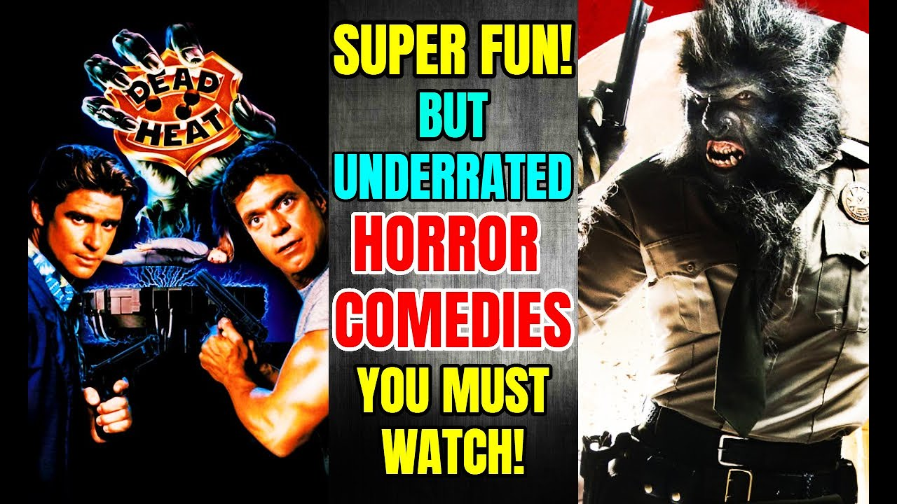 10 Underrated Horror Comedies That Are Super Hilarious!