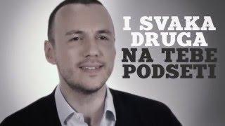 BANE MOJICEVIC - SVAKA DRUGA NA TEBE PODSETI (OFFICIAL VIDEO) thumbnail