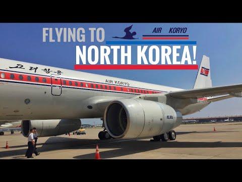 Air Koryo Beijing to Pyongyang