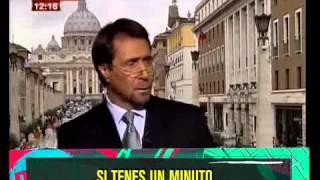 DURO DE DOMAR - HABEMUS PAPAM Y ES ARGENTINO 13-03-13