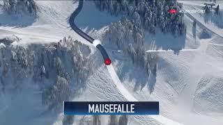 Kitzbuhel FIS Ski World cup - Beat Feuz wins Ski Downhill 1 in Kitzbuhel - 22.JAN.2021 - highlights