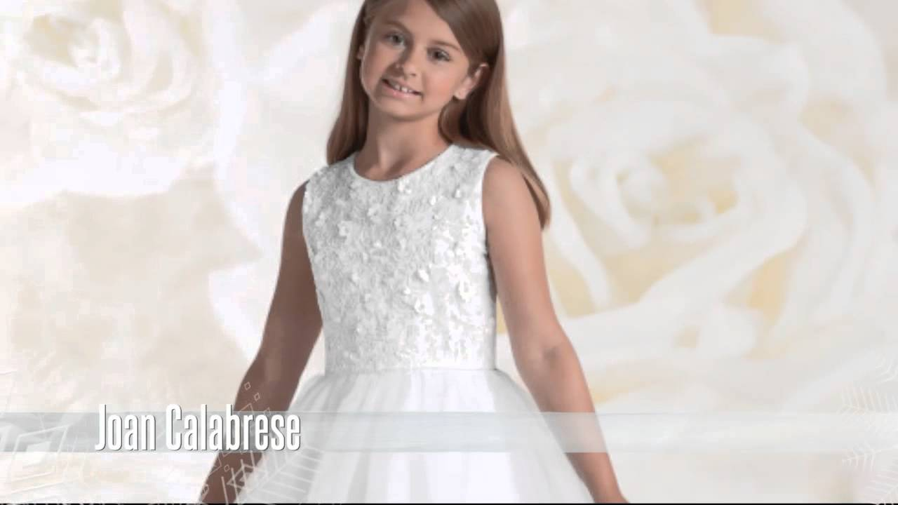 Communion Dresses 2016 - YouTube