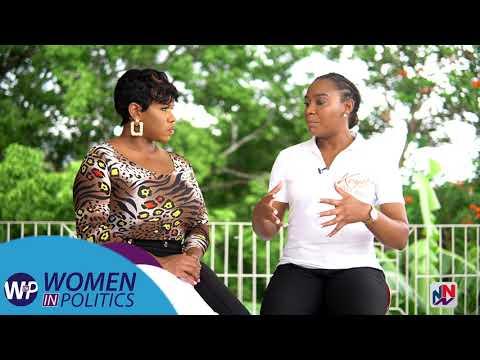 Women in Politics w/ PNP Candidate for West Rural St. Andrew, Krystal Tomlinson [Teaser]