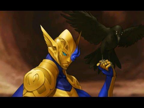 Shin Megami Tensei IV: Apocalypse - Boss: Odin 2 (War Mode)