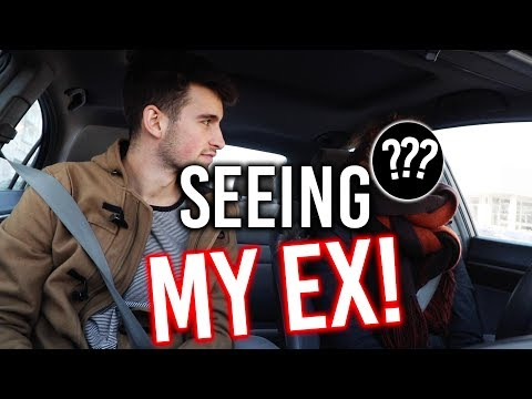 saw my ex girlfriend on a dating site