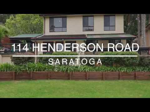 114 Henderson Road, Saratoga - Its All Here