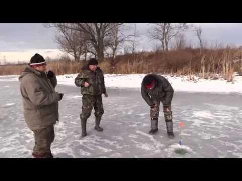 ловля щуки на жерлицы зимой