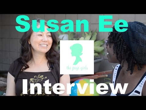 The Page Girls interview Susan Ee - Penryn & the End of Days