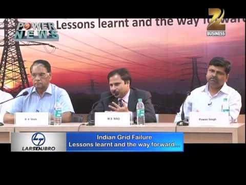 What caused Indian Power Grid Failure?