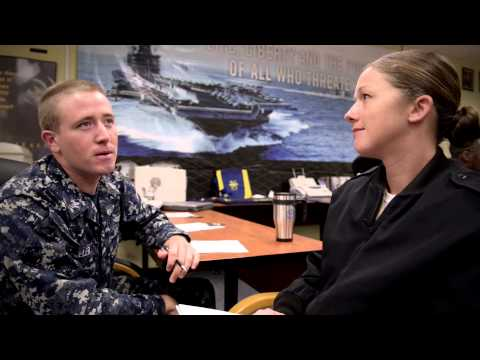 Teaching Sailors To Change People's Lives