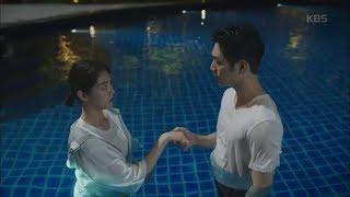 """너도 인간이니 - 공승연 물에 빠진 남신Ⅲ 서강준 보고 """"걱정 했잖아!"""".20180612"""