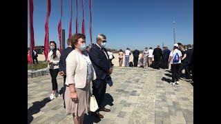 В Ростовской области открыли военно-исторический музей «Самбекские высоты»
