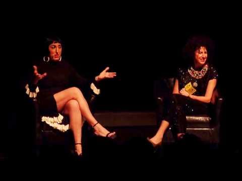 Rossy De Palma  Miami Film Festival 2017  Traveling Lady Q & A