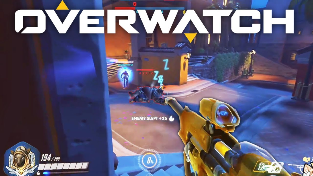 Overwatch MOST VIEWED Twitch Clips of The Week! #90