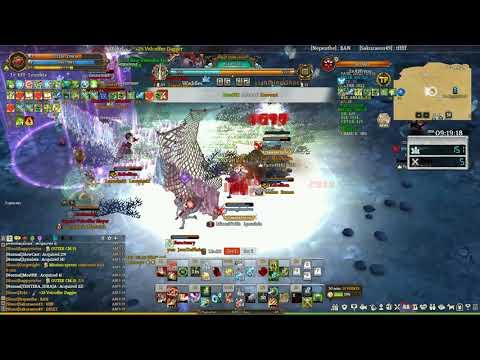 Tree Of Savior Re:Build Chaos Feud Retiarius Gameplay 01