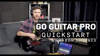Go Guitar Pro Quickstart Guide - TC HELICON