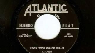 CHUCK WILLIS - LOVE ME CHERRY 1957.wmv