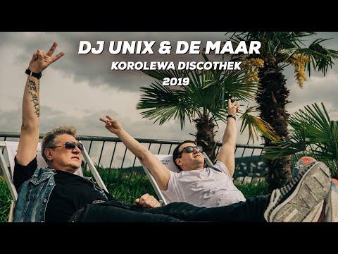 De Maar & DJ Unix - Королева дискотек