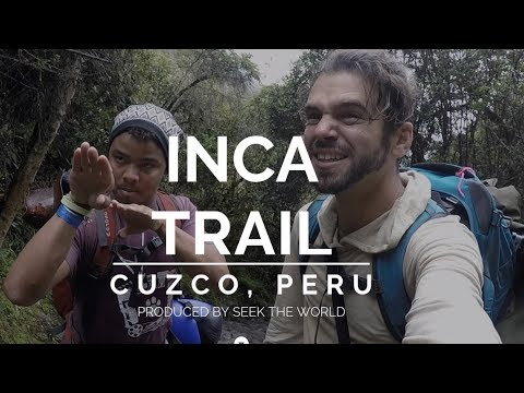Peru: The Inca Trail is The Most Famous Trek in South America