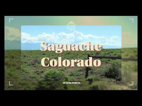 Unspoiled Splendor! 40AC of Your Land in Saguache, CO