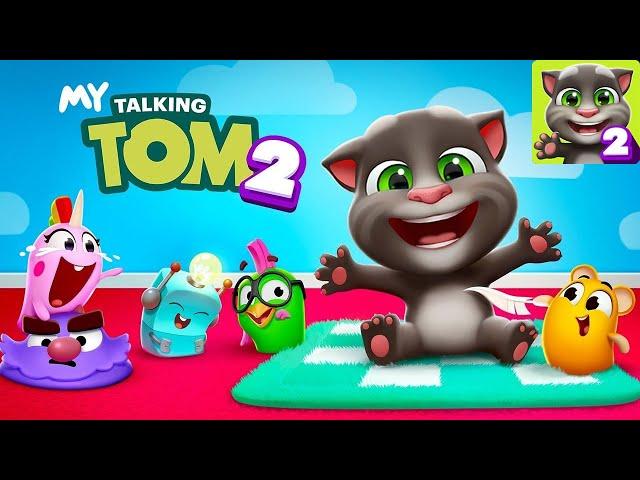 My Talking Tom 2 - Gameplay Walkthrough Part 61(IOS/Android
