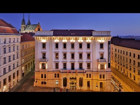 Barceló Brno Palace - Brno, South Moravia, The Czech Republic