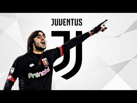 ●Mattia Perin welcome to Juventus●Best saves 2017/2018●