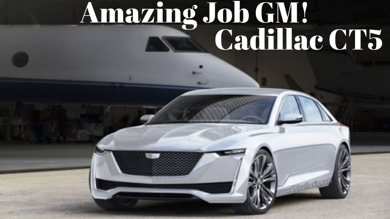 GM Cadillac CT5 really going to be something Special ...