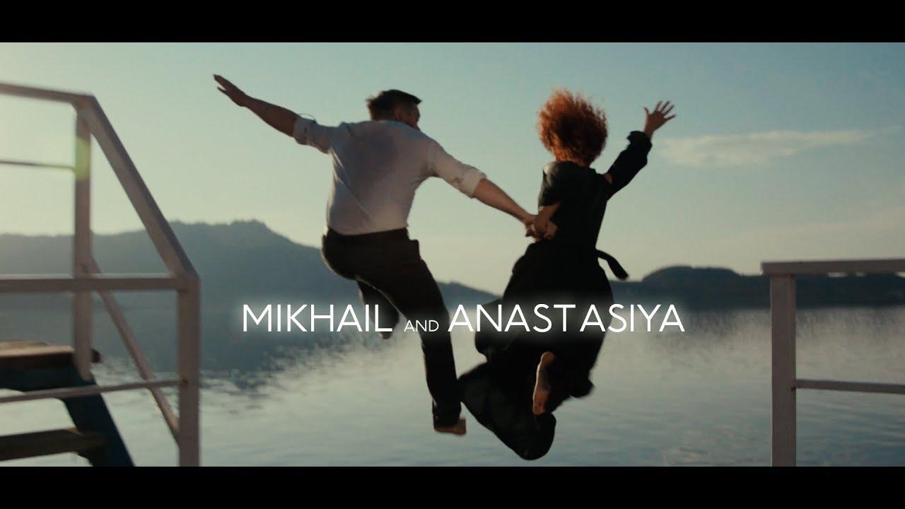 Михаил и Анастасия - LoveStory. Астана-Боровое