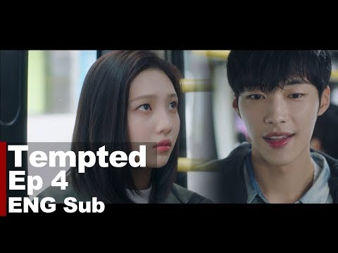 The Second Time WooDoHwan and ParkSooYoung Meet on a Bus [Tempted Ep 4]