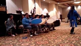 Barrow Alaska Children Perform at Education Conference