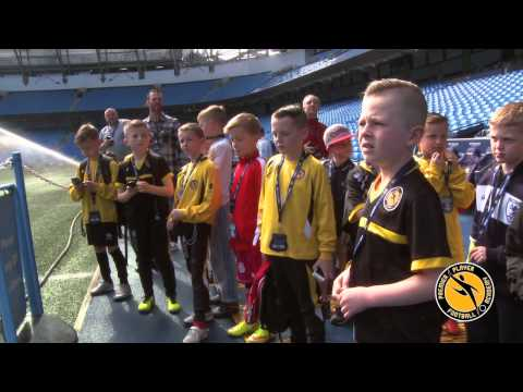 Premier Player Football Academy - Manchester Tours (HD)