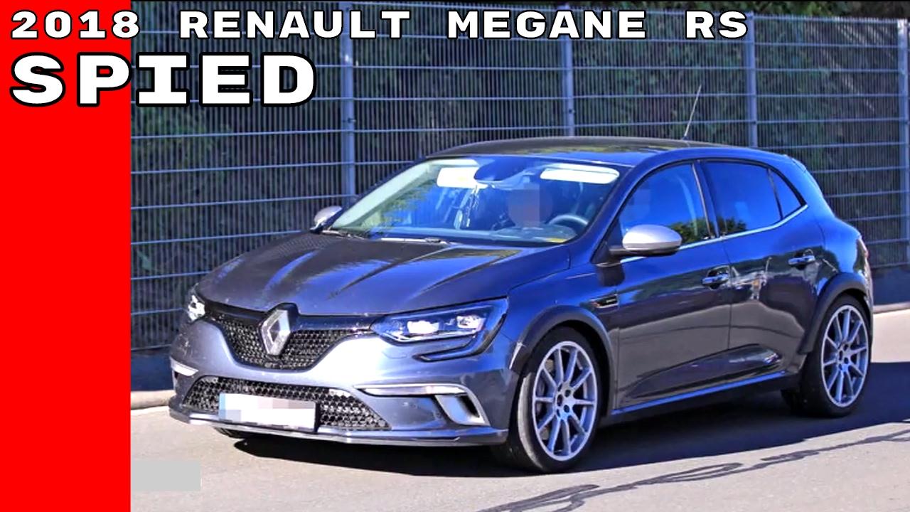 2018 renault megane rs interior. modren 2018 2018 renault megane rs spied intended renault megane rs interior