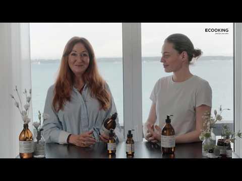Tina og Sarah fortæller om Ecooking Multi Olie