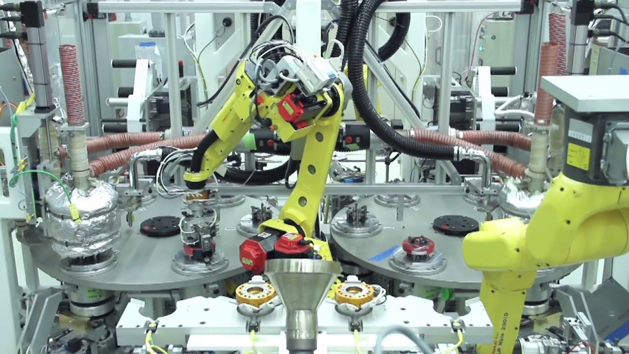 robotic assembly system for electrical wire harnesses clear rh youtube com
