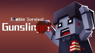 Gunslinger: Zombie Survival (Uptown 1 - 3) Gameplay | Android Action Game