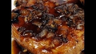 How To Prepare Apricot Pork Chops Recipe- Apricot Recipes,united States Recipes