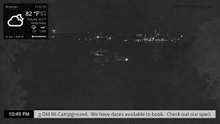 Preview of stream Table Rock Lake Live Stream