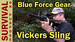 Blue Force Gear Vickers Rifle Sling - Best Rifle Sling?